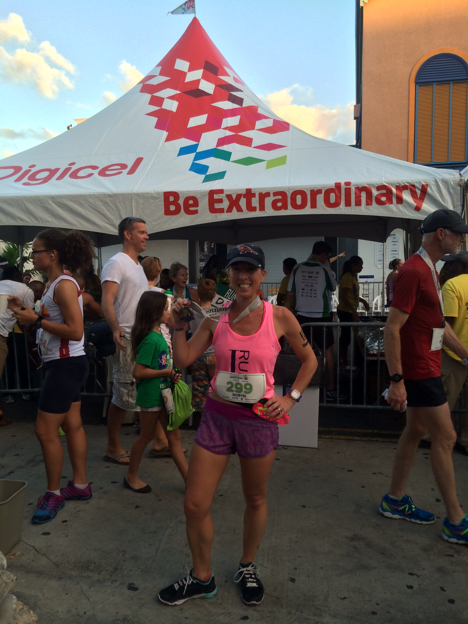 Cayman Islands Marathon Facebook