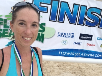 2015 Flowers Sea Swim Finisher
