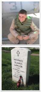 Mile 12: Our fallen heroes, including my high school classmate, Capt. Michael Lawlor