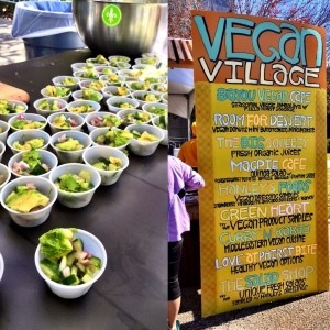 Vegan Village...for the non-meat eaters.