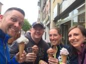 1 Euro gelato