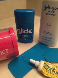 Tools to prevent chafing