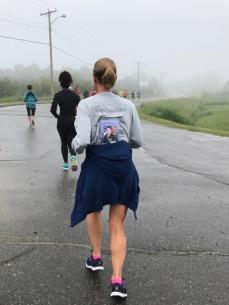 Running for Hoss (courtesy Lashell Head)
