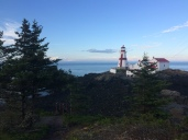 The East Quoddy Head Lighthouse